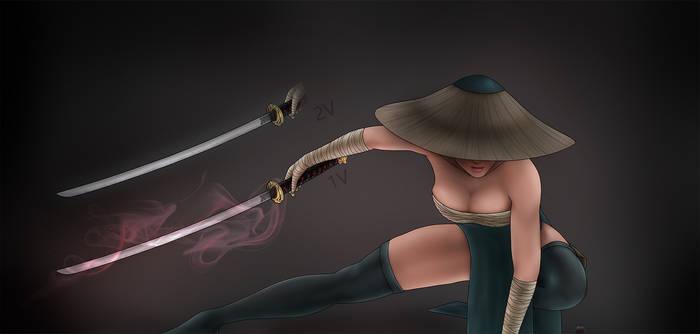 Woman Samurai Preview