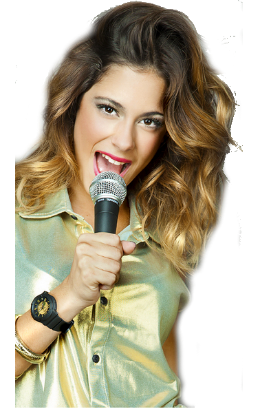 Martina Stoessel png by viluytomas