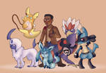 Trainer Finn would like to Battle! by Our-Celestial-Death