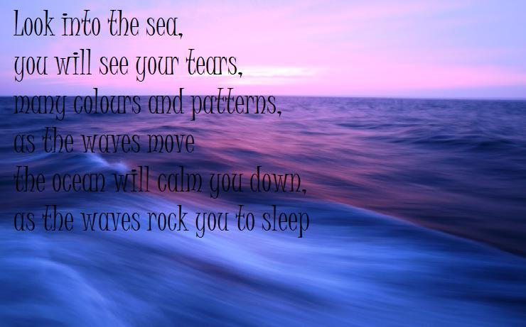 Ocean Poem By Stars Of The Night On Deviantart
