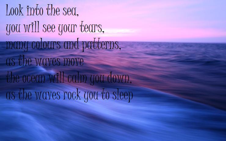Ocean Poem By Stars Of The Night On Deviantart