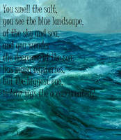 Ocean poem 2 by Stars-Of-The-Night