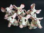 Zombie Rats Batch 2