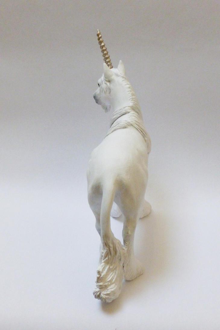 Unicorn Butt by philosophyfox