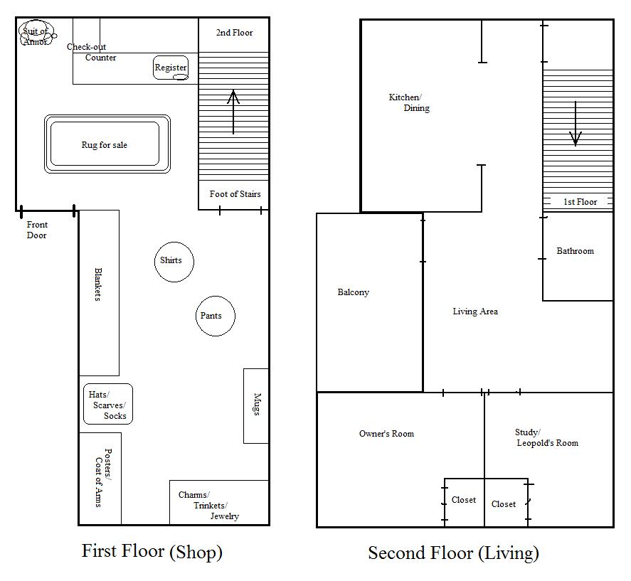Housepets view topic pet friendly main ooc for Grooming shop floor plans