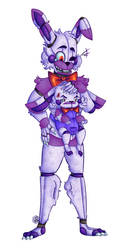 C: Two Animatronics FNAF by Wolfcakex3