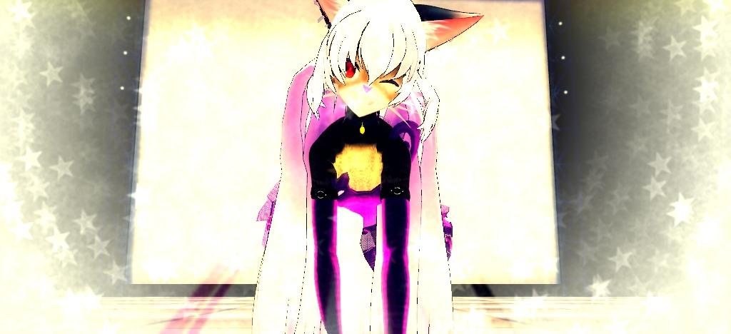 Lovely Kitty by blackjay15