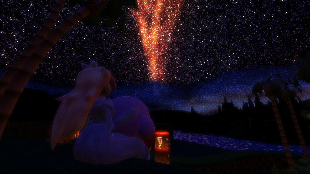 Stargazing With Mama by blackjay15