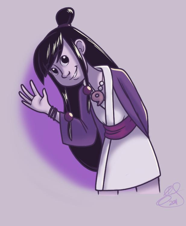 maya fey: ace spiritualist by shelzie