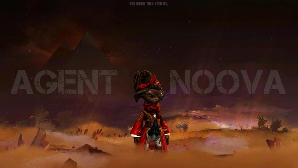 Noova | Guild Wars 2: Path of Fire | Engineer by justFANtasy