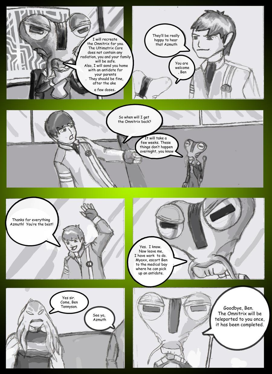 BEN 10 O.M. page 3 by omnitrixradiation126 on DeviantArt