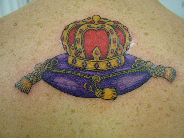 Tattoo gallery by gina singleton for Crown royal tattoo