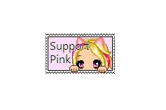 Pinkerellie Stamp by Pinkerellie