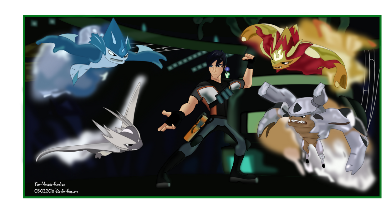 Image Result For Slugterra Slugs Transformation