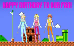 Mario Princesses for BradMan267