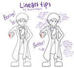 Robin's Lineart Tips