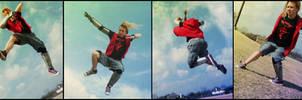 Ed Elric :: Jump by rockinrobin