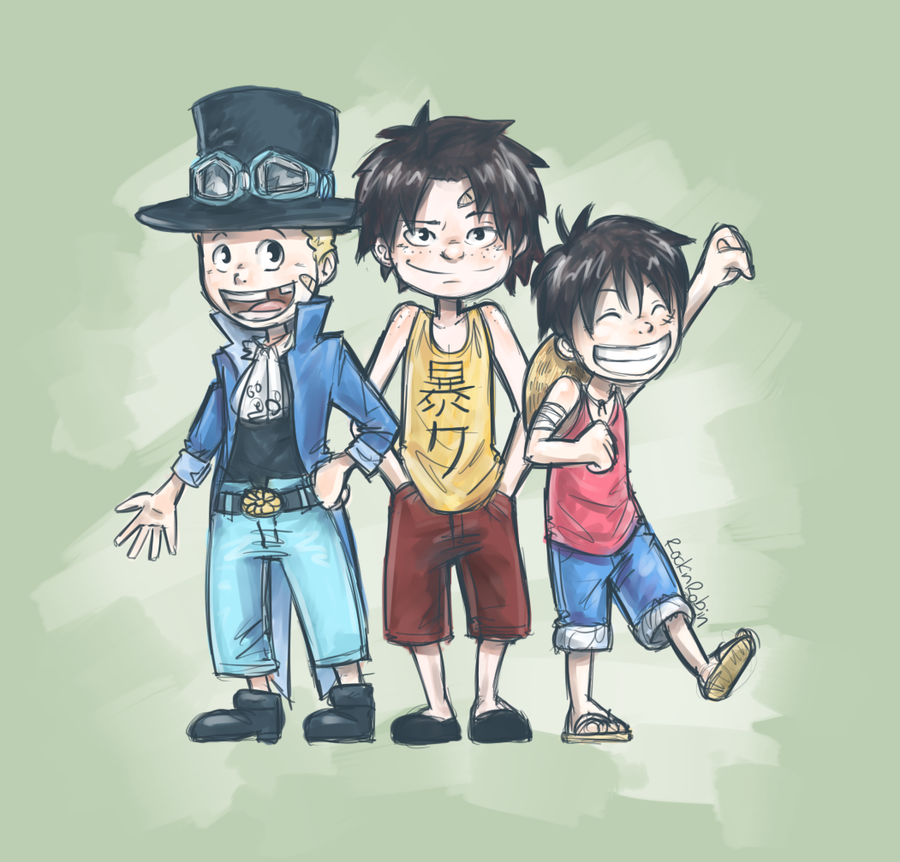 OP :: brothers by rockinrobin
