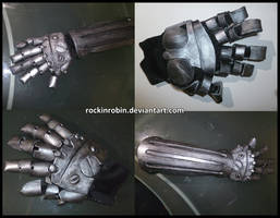Ed Elric Automail for Sale
