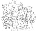One Piece 15 Years