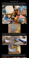 Alphonse Cosplay Process
