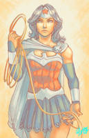 Wonder Woman by Cairos