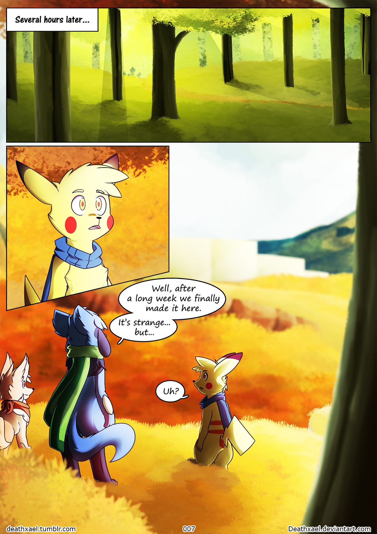 Midnight - Page 7 by Xael-The-Artist