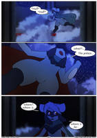 Aezae's Tales Prologue - Page 1 by Xael-The-Artist