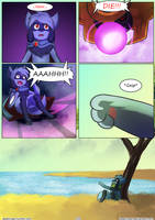 Aezae's Tales Prologue Page 5 by Xael-The-Artist