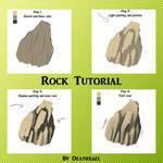 Rock painting tutorial