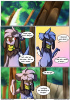 Aezae's Tales Chapter 1 Page 1 by Xael-The-Artist