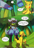 Aezae's Tales Chapter 1 Page 4 by Xael-The-Artist