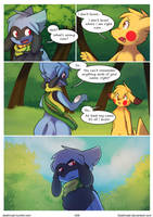 Aezae's Tales Chapter 1 Page 8 by Xael-The-Artist