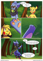 Aezae's Tales Chapter 1 Page 9 by Xael-The-Artist
