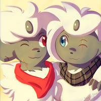 Two boys by Xael-The-Artist
