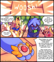 Aezae's Tales Chapter 4 Page 1 by Xael-The-Artist