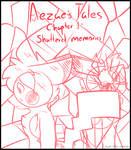 Aezae's Tales  Chapter 1 Cover ver 2
