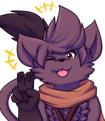 Nethan blep by Xael-The-Artist