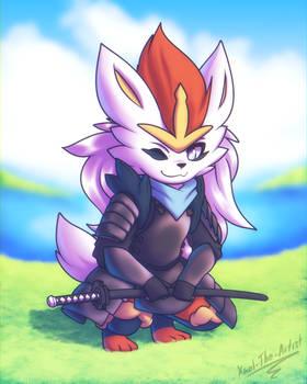 Kenshin the Cinderace