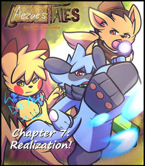 Aezae's Tales Chapter 7 Cover