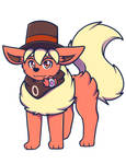 Toby the Flareon (3/9)