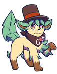 Toby the Leafeon (8/9)