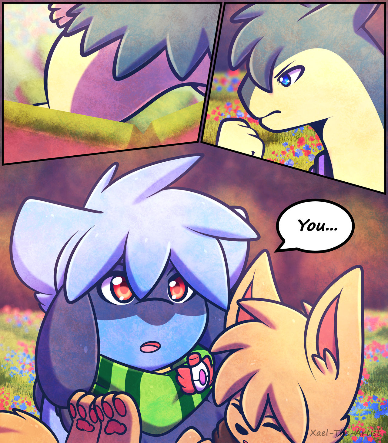 Aezae's Tales Chapter 7 Page 2