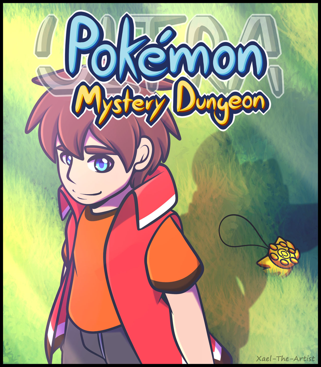 Pokemon Mystery Dungeon Ultra Cover