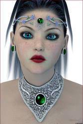 Juno, Queen of the Gods by akulla3D