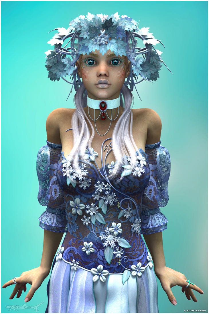 Winters Promise - 2012 by akulla3D