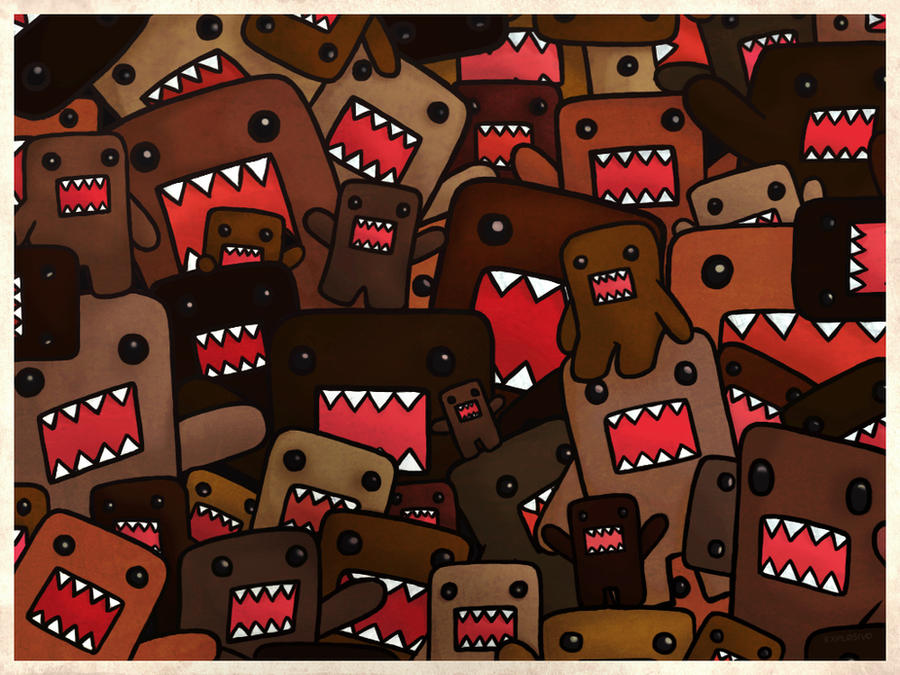 domo ness by expl0sivo on deviantart