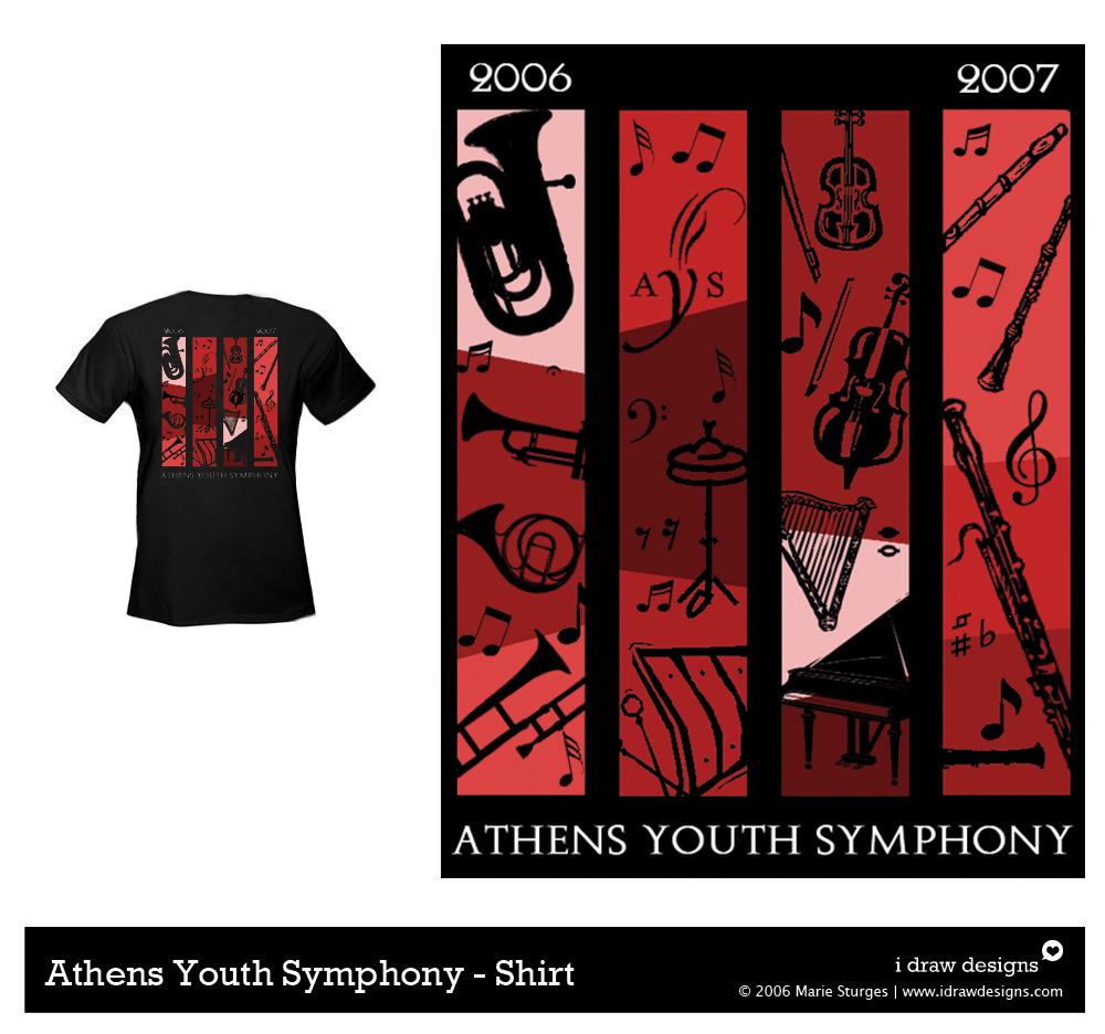 2006 - 2007 AYS Shirt Design by mirako-hikaru