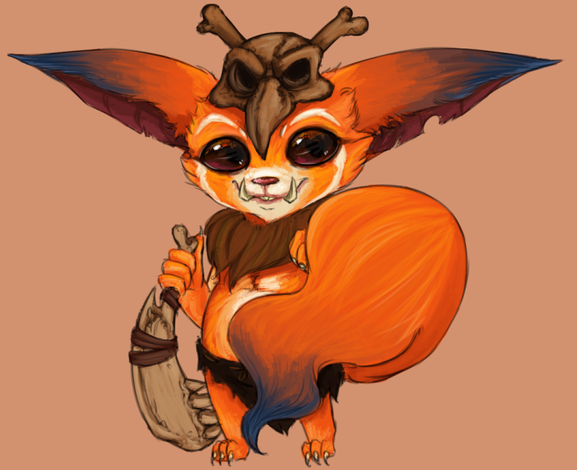 Gnar by colorfulcupcaek on DeviantArt