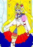 Masquerade Senshi- Moon by CrystalSetsuna